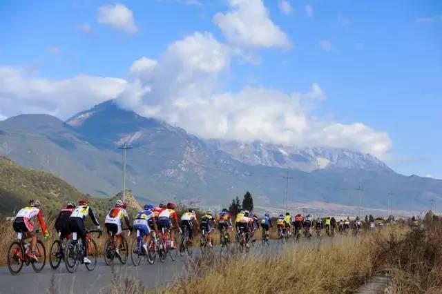 Yunnan Granfondo Cycling Festival