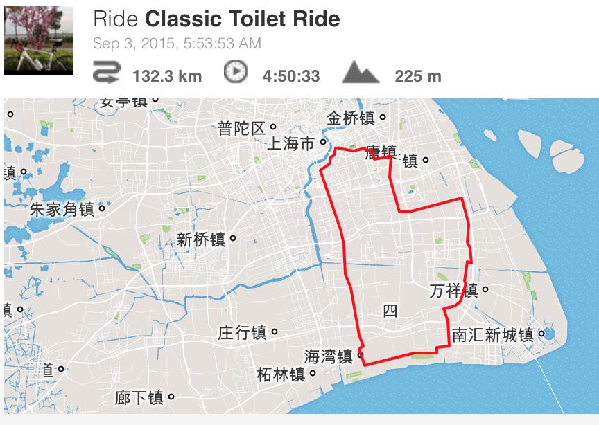 Toilet Ride